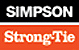simpson strong-tie logo 79 50